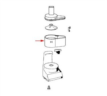 Franklin Machine Products  222-1122 Housing