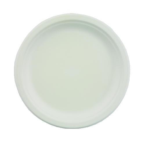 Huhtamaki Chinet Classic White Premium Strength 10-1/2