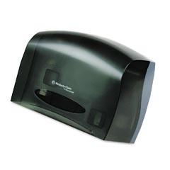 IN-SIGHT Coreless JRT Tissue Dispenser, 14-1/8w x 6d x 9-3/4h, 1 RL, Smoke/Gray