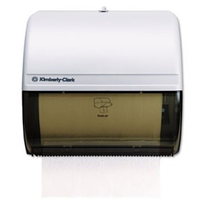 IN-SIGHT OMNI Roll Towel Dispenser, 10 1/2 x 10 x 10, Smoke