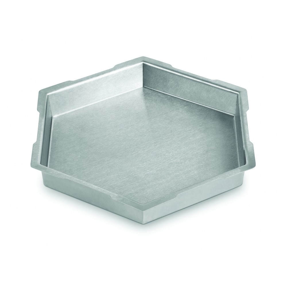 "Rosseto SM123 Honeycomb™ 16"" Medium Stainless Steel Ice Bath"