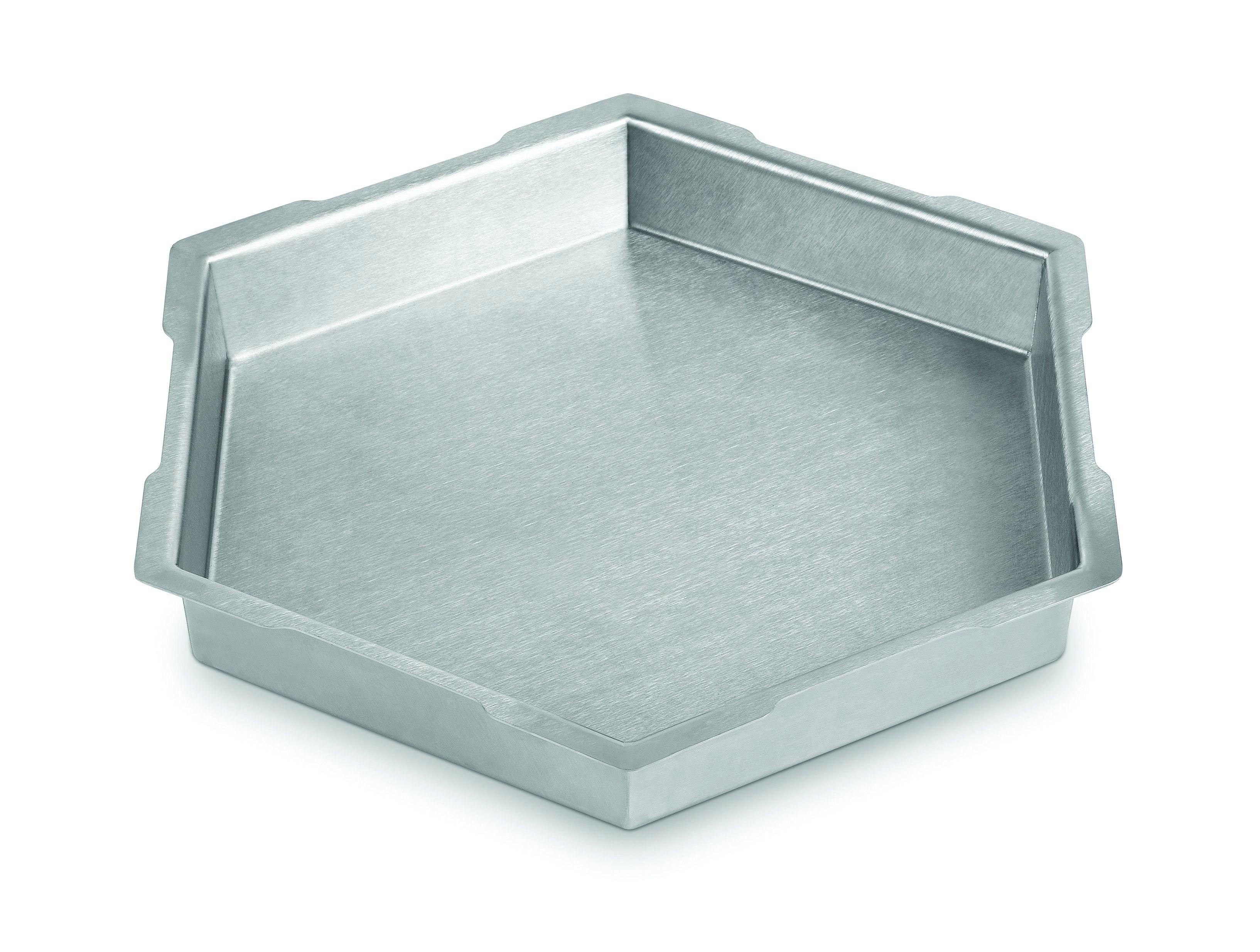 "Rosseto SM123 Honeycomb™ 16"" Medium Stainless Steel Ice Bath"