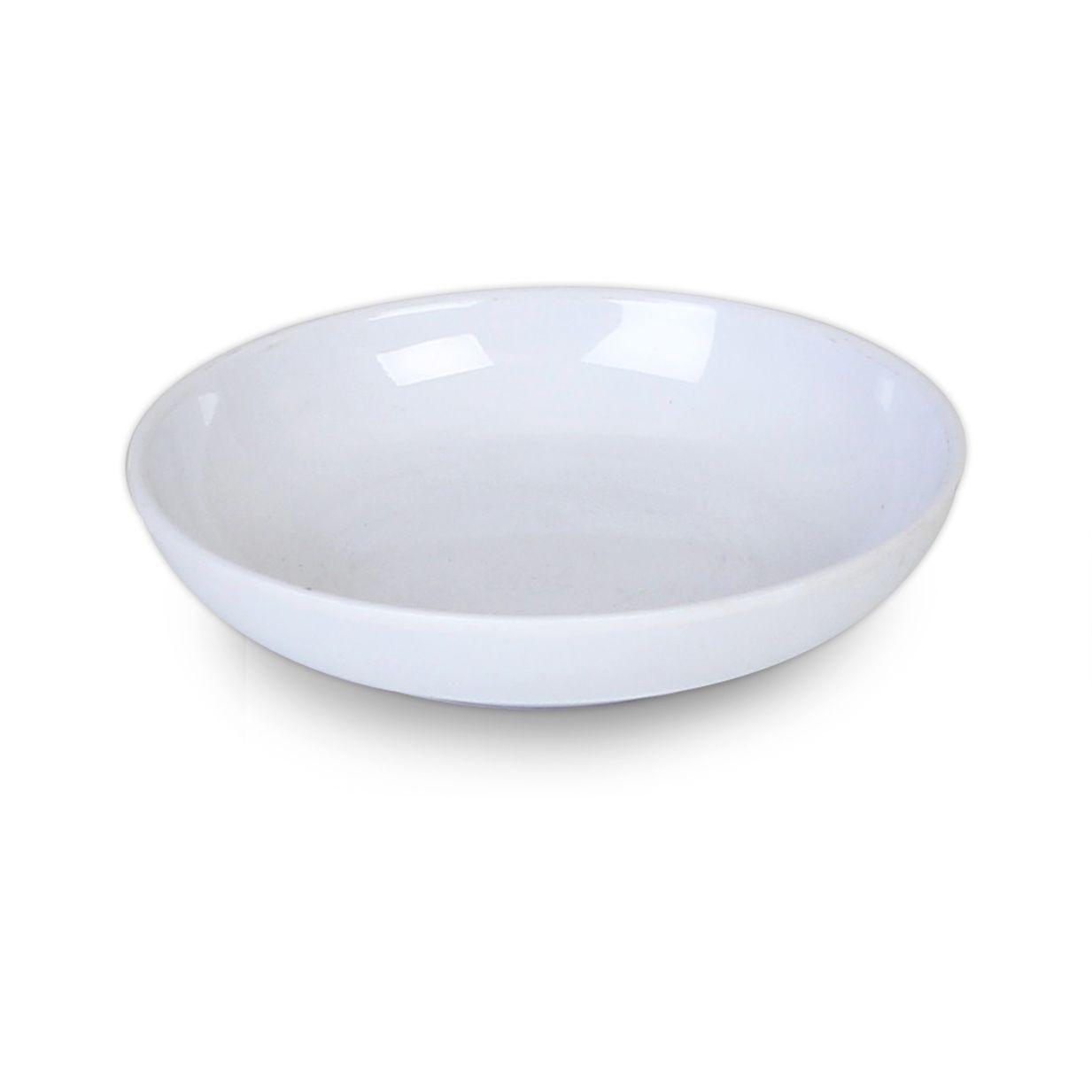 Imperial Melamine Plate, 4 Oz, 4-1/2