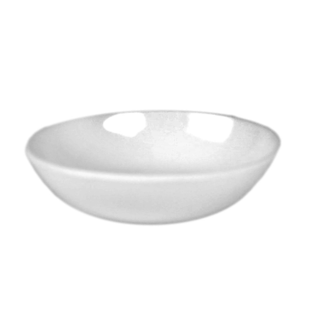 Thunder Group 1101TW Imperial Melamine Sauce Dish, 1 oz.