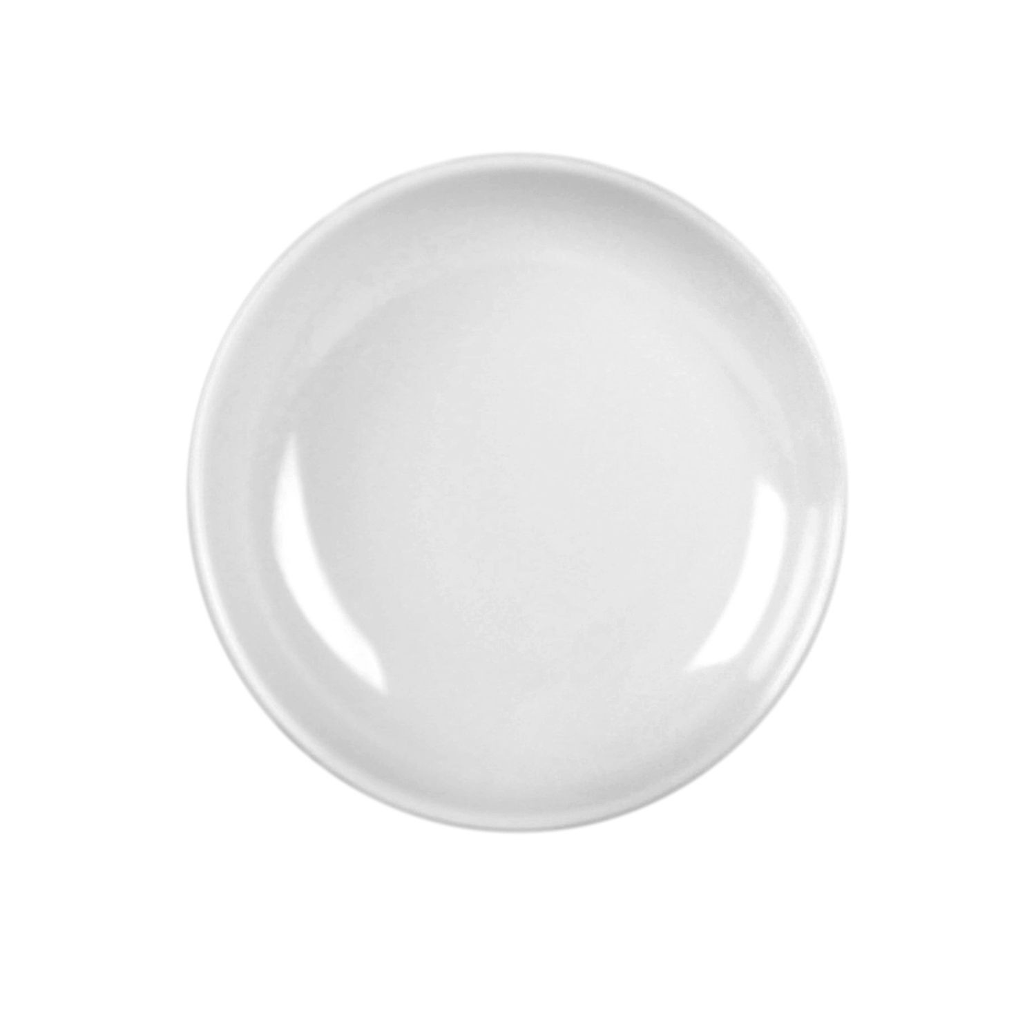 Thunder Group 1003TW Imperial Melamine Sauce Dish 3 oz.