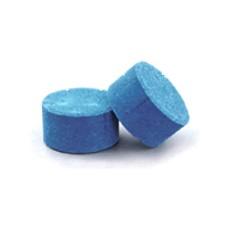 In-Tank Drop-In Blocks, 1,200 Flushes, Blue