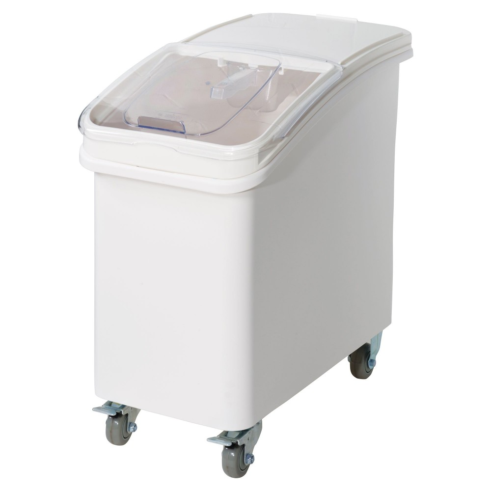 Winco IB-27 Plastic Ingredient Bin, 27 Gallon