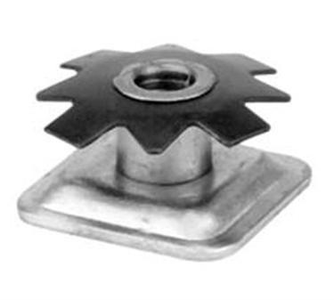Franklin Machine Products  121-1051 Insert, Threaded (F/ 1-1/4 Sq )