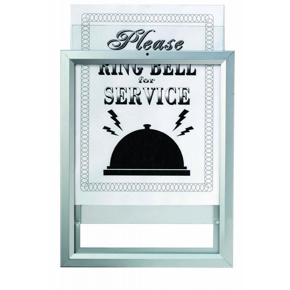 Insta Frame Removable Sign System - 8-1/2