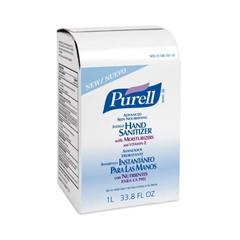 Instant Hand Sanitizer with Dermaglycerin System, 1 Liter
