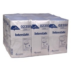 Interstate 1Ply Auto Wprblue 9.5X10.25 9Slv/250