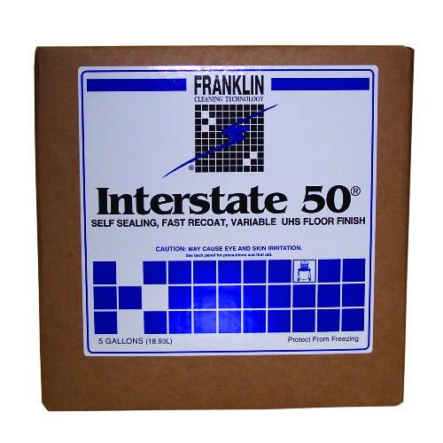 Interstate 50 Variable UHS Floor Finosh, Ready-to-Use, 5 Gallon Cube