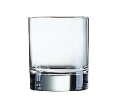 Cardinal 40383 Arcoroc Islande 7 oz. Old Fashioned Glass