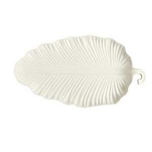 Ivory Melamine 15.5