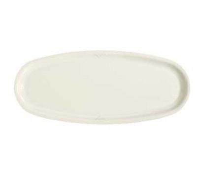 """G.E.T. Enterprises OP-2410-IV Sonoma Ivory Melamine Oval Platter, 24"""" x 10-1/4"""""""