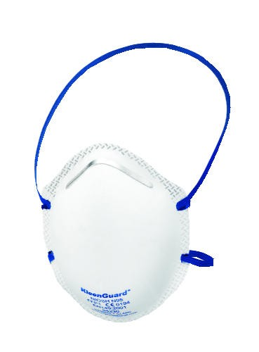 Jackson Safety M10 Particulate Respirator, N95, White, 20/Box