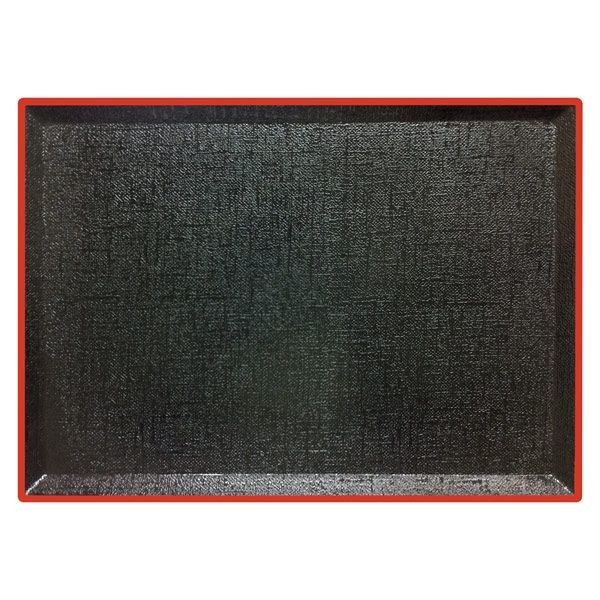 """Thunder Group PLA016 Japanese Lacquer Tray 15-1/2"""""""