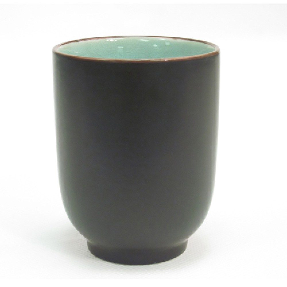 Japanese Style Cup 8 Oz Lake Water Blue