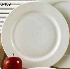 "Yanco JS-110 Jersey 10 1/2"" Plate"