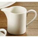 "Yanco JS-PC Jersey 3 1/8"" x 3 1/2"" Creamer 6.5 oz."