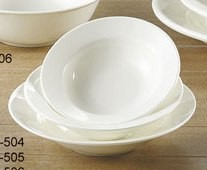 "Yanco JS-504 Jersey 4 3/4"" Fruit Bowl 3.5 oz."