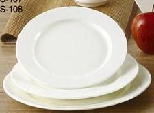 "Yanco JS-106 Jersey 6"" Plate"