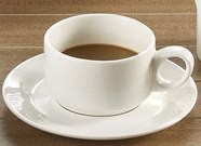 Jersey Collection 7 Oz Cup Stackable (W/O Saucer)