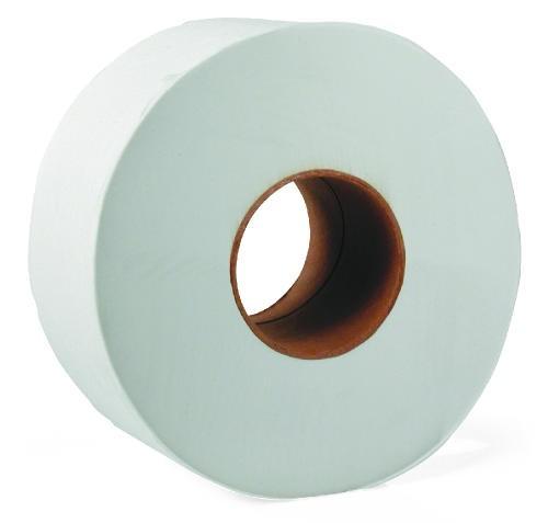Jumbo Roll Toliet Tissue 2-Ply, 2000 ft