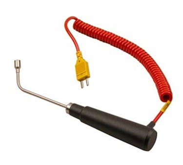 K-Type Thermocouple Surface Probe