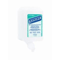 KIMCARE Moisturizing Instant Hand Sanitizer Cassette Refill, Cucumber, 1000 mL