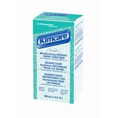 KIMCARE Moisturizing Instant Hand Sanitizer, 500 ml Refill, White