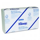 KLEENEX Multifold Paper Towels, 9 1/5 x 9 2/5, White, 150/Pack