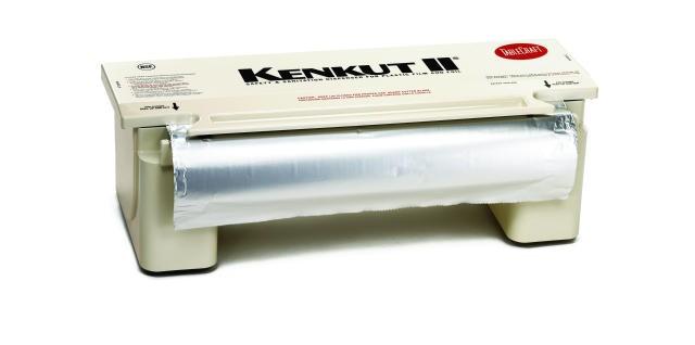 """TableCraft KK6 Kenkut II Dispenser for 24"""" Film or Foil Rolls"""