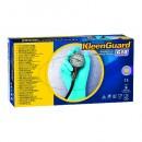 Kimberly Clark Professional Blue Nitrile Gloves, Powder Free, Large