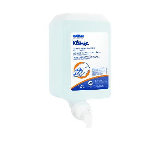 Kimberly Clark Professional Luxury Foam Skin Cleanser, 1000 ml, Clear