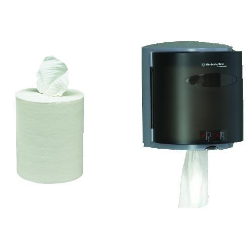 Kimberly Clark Professional SCOTT Roll Control Center Pull Paper Towels, 6.8