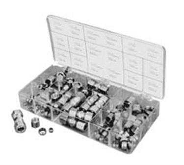 Franklin Machine Products  158-1003 Kit, Compression Nut & Ferrule