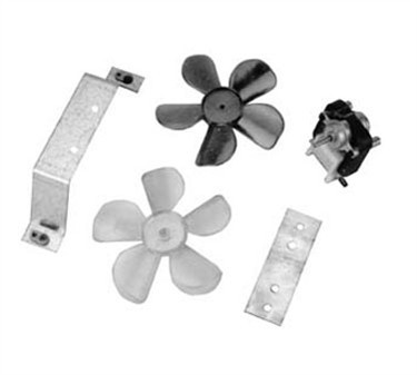 Kit, Evaporator Fan (5 Piece)