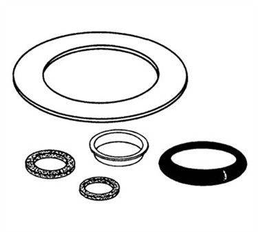 Franklin Machine Products  100-105 0Repair Kit  for Old Style Lever Handle Wastes