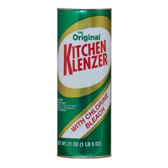 Kitchen Klenzer Original Powder Cleanser, 21oz, Aerosol