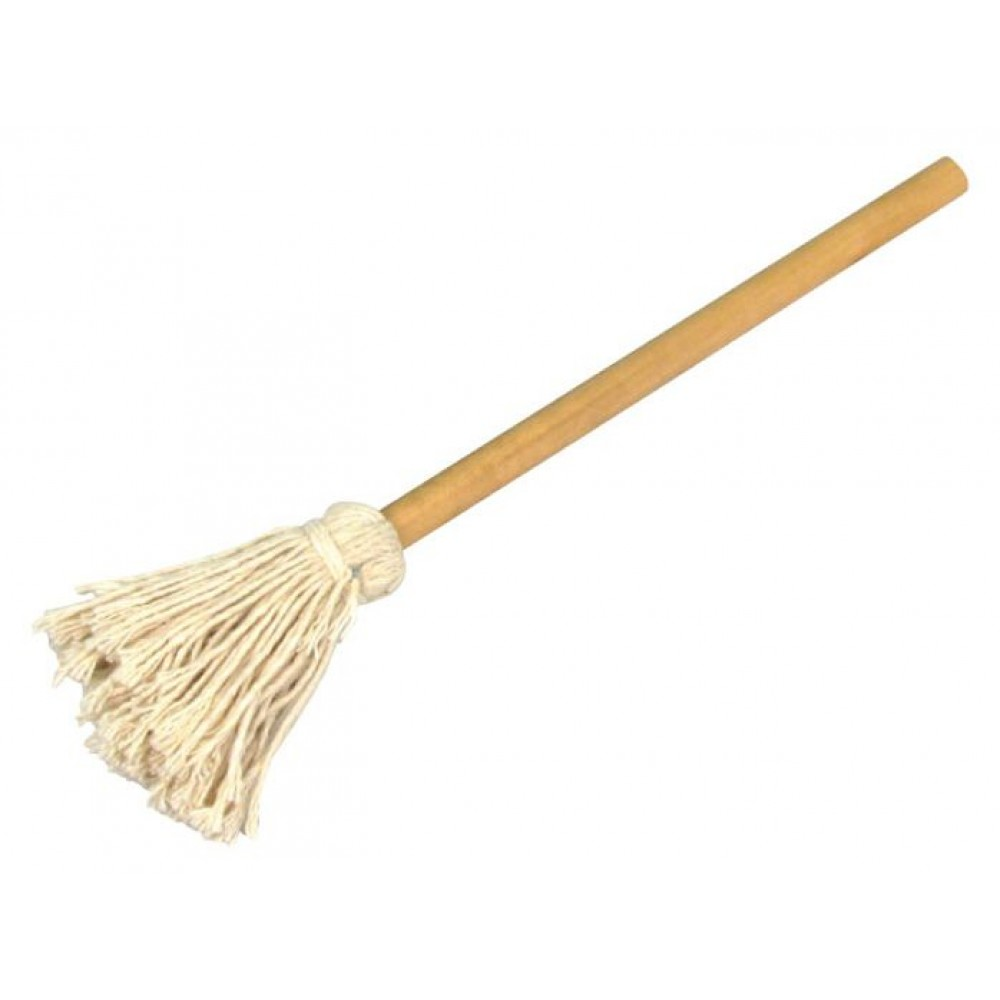 Kitchen Oil Mop - 13 Overall Length