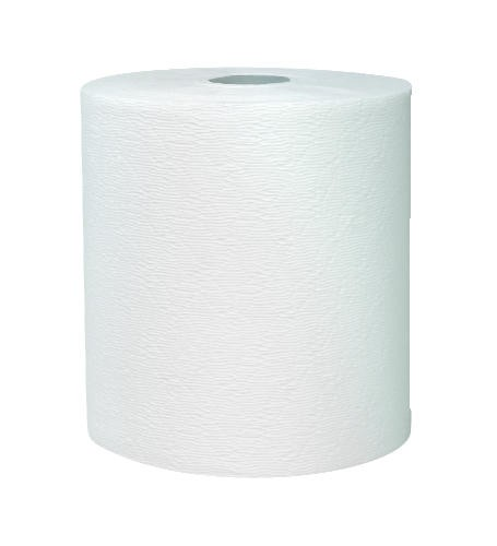 Kleenex Hard Roll Paper Towel 8 X 425 1-Ply, White
