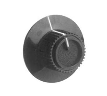 Franklin Machine Products  170-1153 Knob (Black )