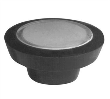 Franklin Machine Products  130-1048 Knob, Blank (1/4-20Thd F, 2Rd )