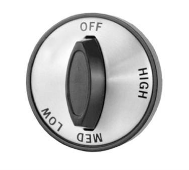 Franklin Machine Products  197-1036 Knob, Burner Control