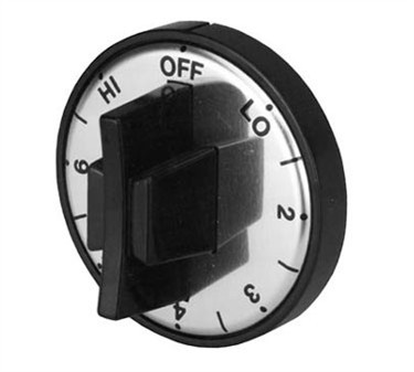 Franklin Machine Products  130-1010 Knob, Inf Control (Flat Down )