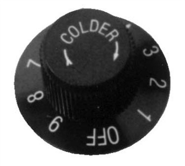 Franklin Machine Products  130-1085 Knob, Thermostat (Cutler Hamer )