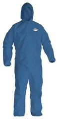 Ks Coverall Denim Bluex-Large,24/Cs
