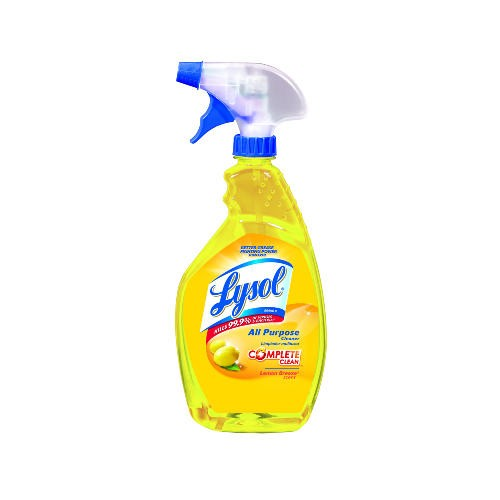 LYSOL� All Purpose Cleaners, Lemon Breeze� Trigger, 32 Oz
