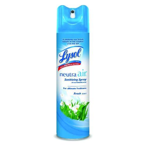 LYSOL� NEUTRA AIR�, Air Freshener Aerosol, Fresh 10oz